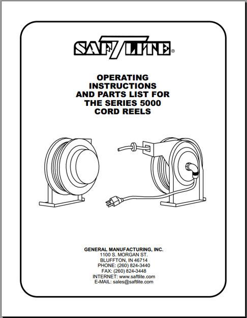 Picture of Series 5000 reel (9032-7184)