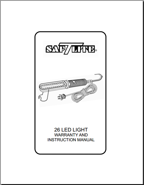 Picture of 26 LED Lite (9032-7159)