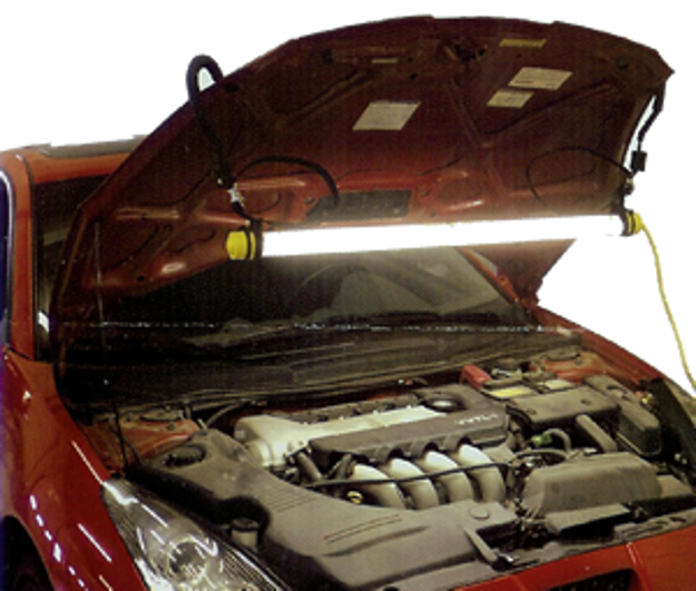 Picture of Adjustable Hood Lite on 25' cord (1225-2501)