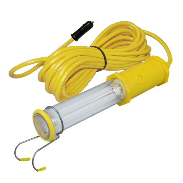 Picture of Stubby II, 12 Volt Pre-heat Ballast, 20ft. cord, with cigarette plug (1713-2004)